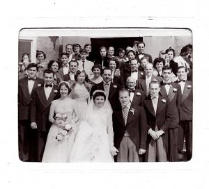 Marianne's wedding