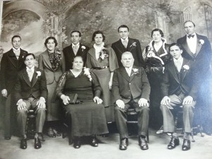 Young Bianco Family '40's